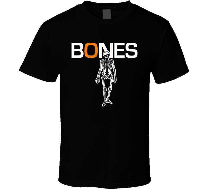 Bones Mystery Tv Show T Shirt