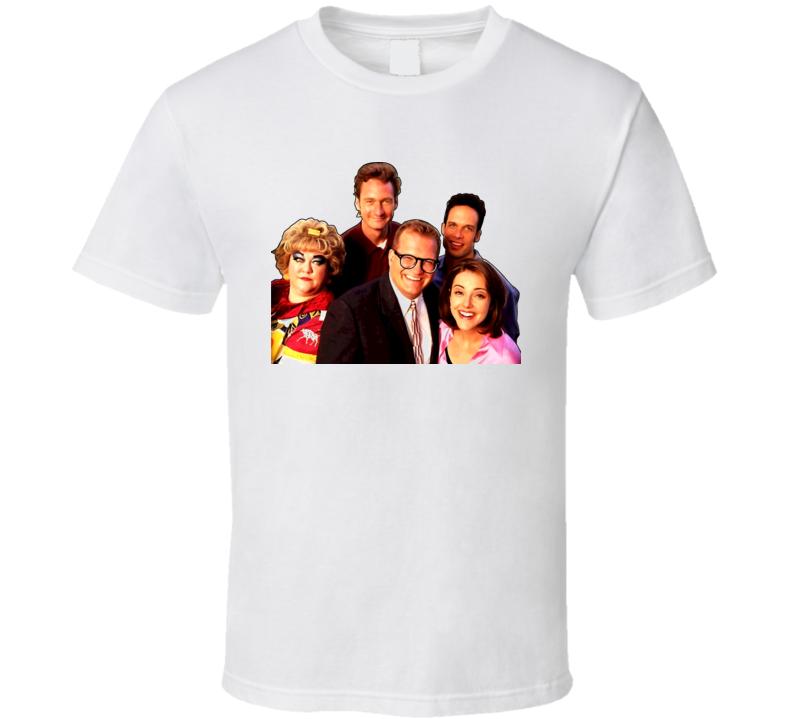 Drew Carey Tv Show T Shirt