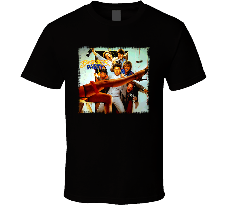 Bachelor Party Movie Tom Hanks T Shirt