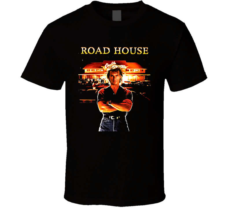 Road House Movie 80S T Shirt