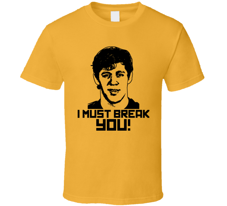 Evgeni Malkin I Must Break You Penguins T Shirt