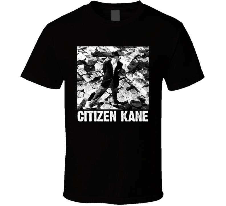 Citizen Kane Movie T Shirt