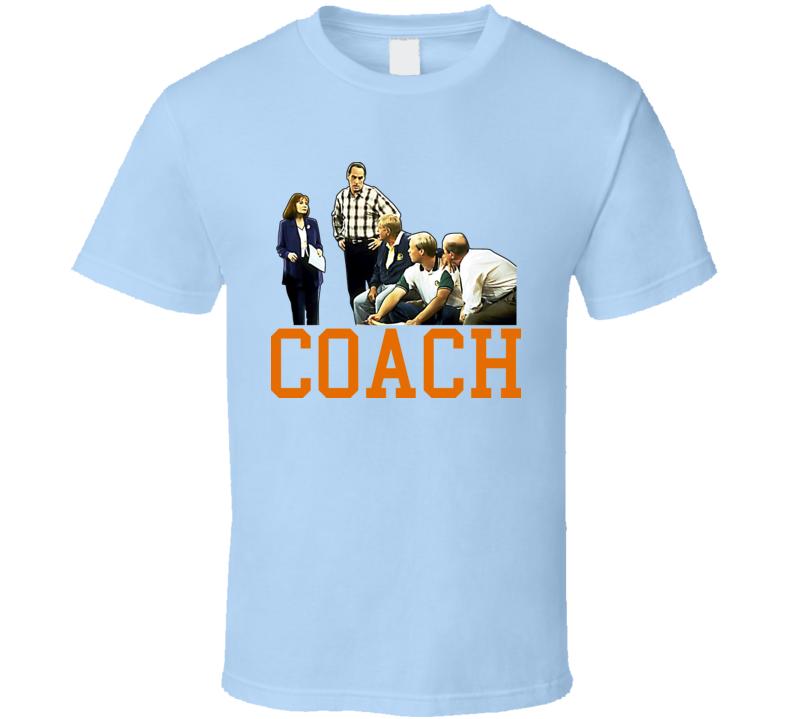 Coach Tv Show T Shirt