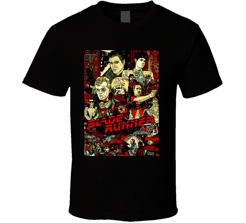 Blade Runner Movie T Shirt