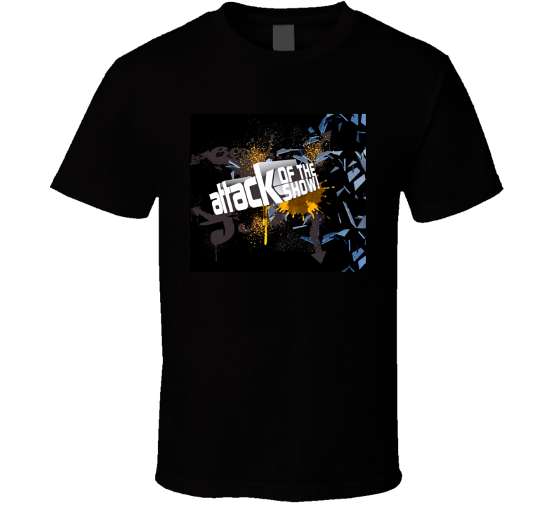 Attack Of The Show TV T Shirt