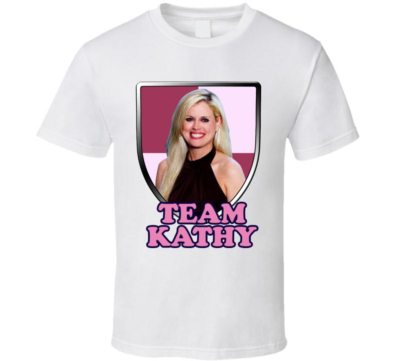 Big Brother 12 Team Kathy BB12 T Shirt