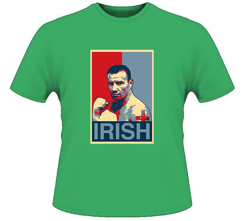Micky Ward Irish Hope T Shirt