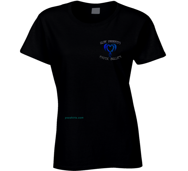 Blue Dragon 2 T Shirt