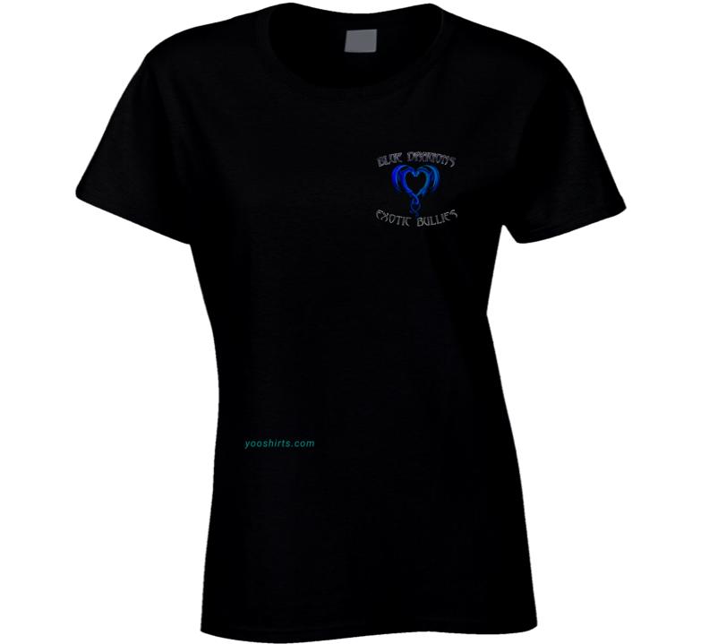 Blue Dragon 2 T Shirt