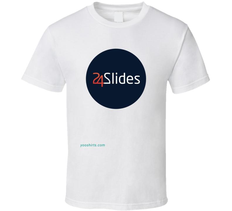 24 Slides Middle T Shirt