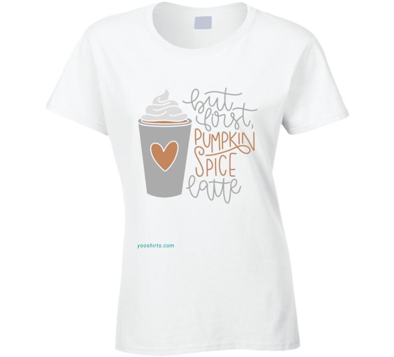 Pumpkin Spice_1 T Shirt