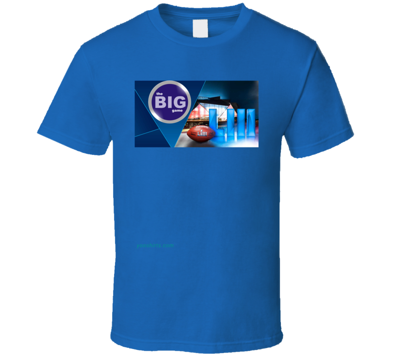 The Big Game 1 T Shirt