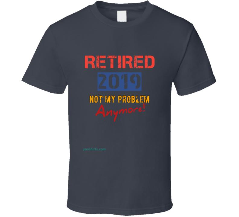 Retired T Shirt