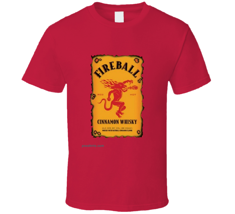 Fire Ball T Shirt
