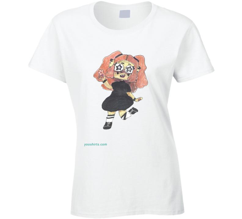 Starla1 Ladies T Shirt