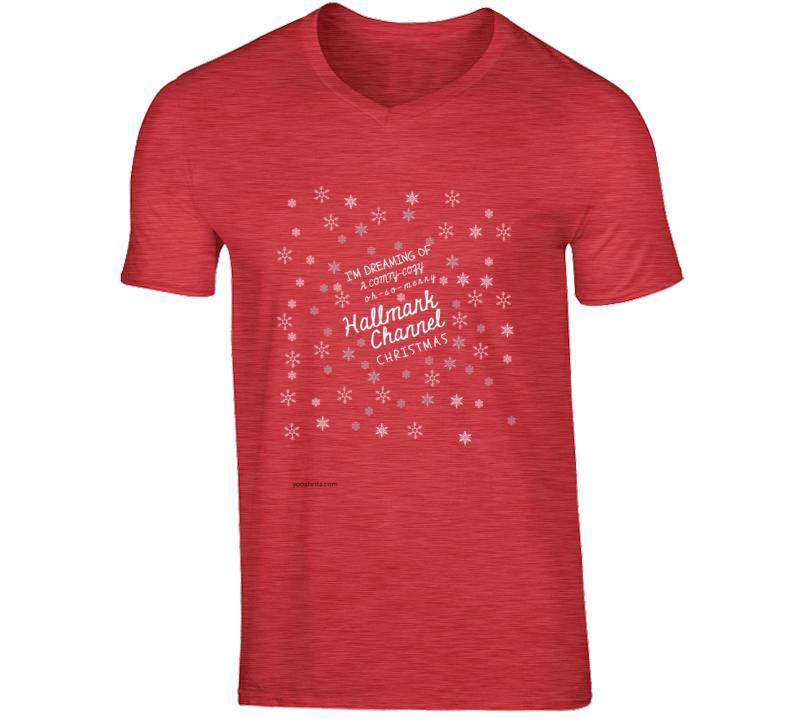 Hallmark Channel Christmas T Shirt