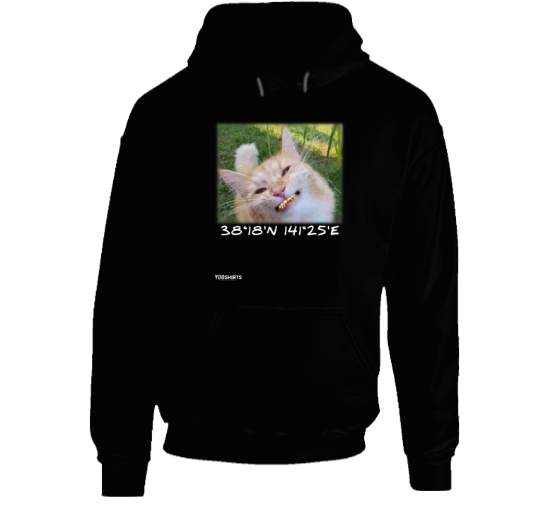 Getto Cat Hoodie