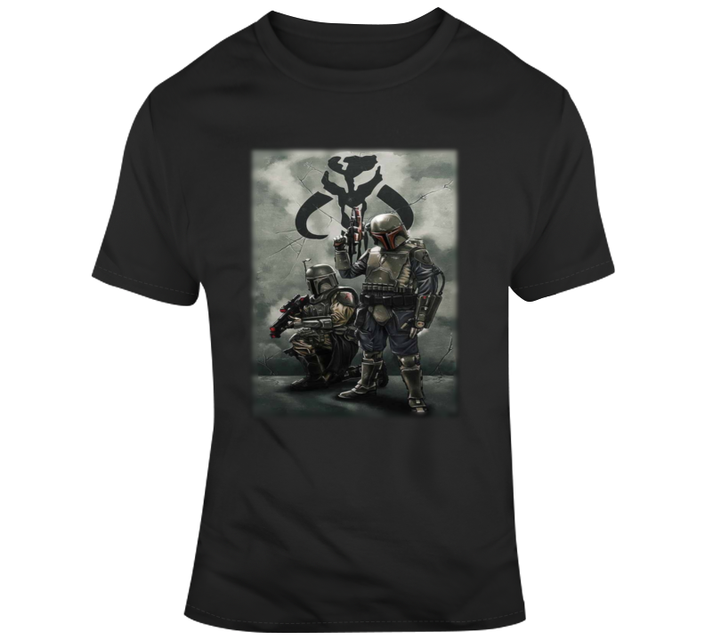 Mandalolarian T Shirt