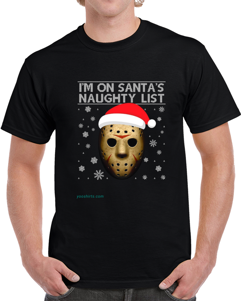 Jason Naughty T Shirt