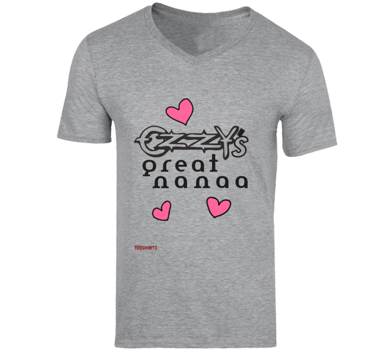 Ozzy Nanna T Shirt