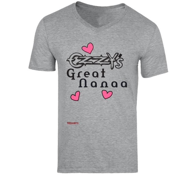 Ozzy Nanaa T Shirt