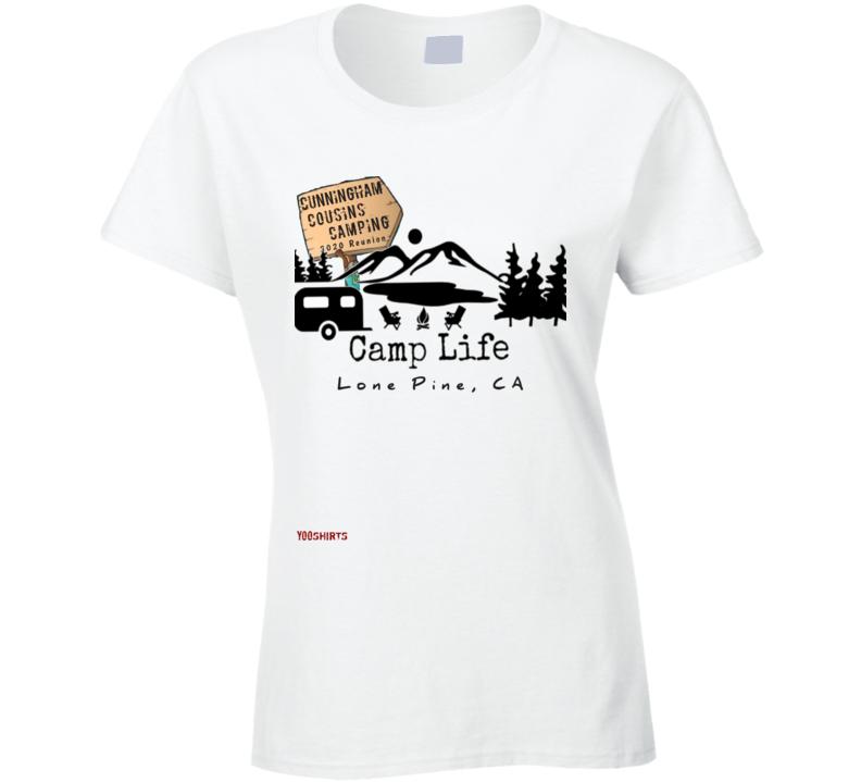 Ccs_2020 Ladies T Shirt