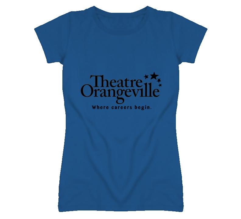 Custom Theatre Orangeville Careers T Shirt