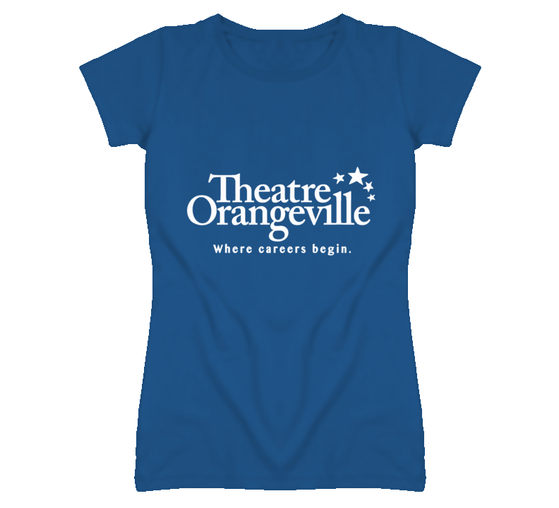 Custom Theatre Orangeville Careers White T Shirt