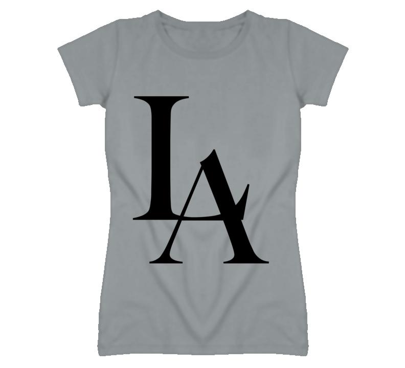LA Los Angeles Popular Graphic T Shirt
