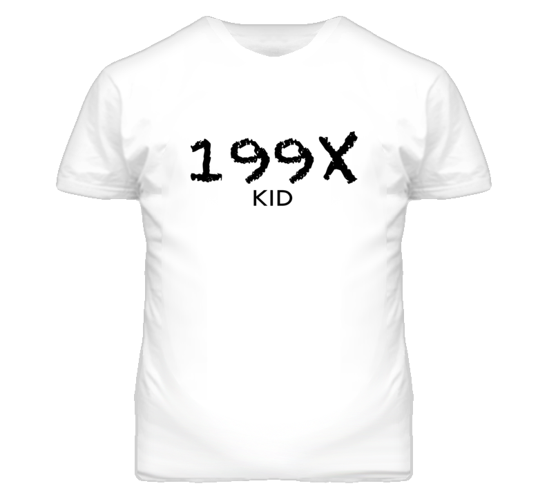 199X Kid Born In The 90s T Shirt