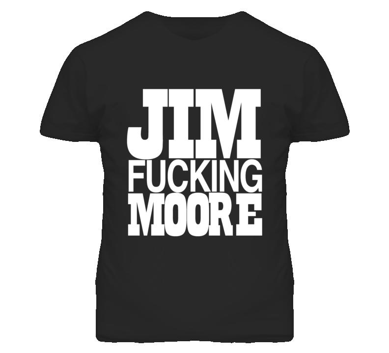 Jim Fucking Moore Channing Tatum GQ Popular Graphic T Shirt