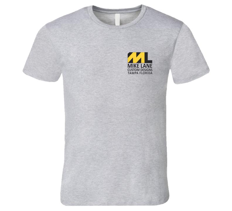 Mike Lane Custom Designs Tampa Florida Fun Magic Mike Movie T Shirt