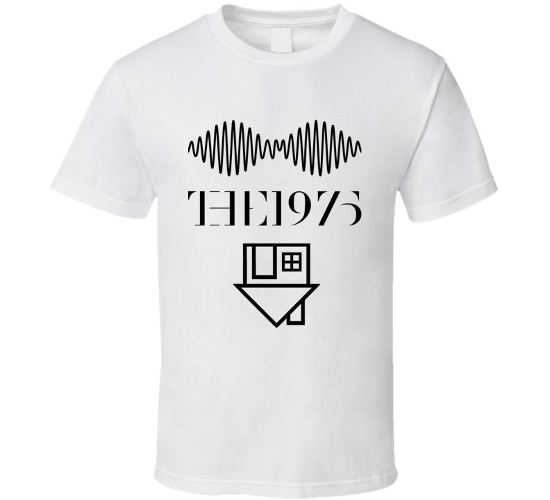 The Arctic Monkeys 1975 Neighbourhood Fun NBHD Popular Indie Rock Band T Shirt