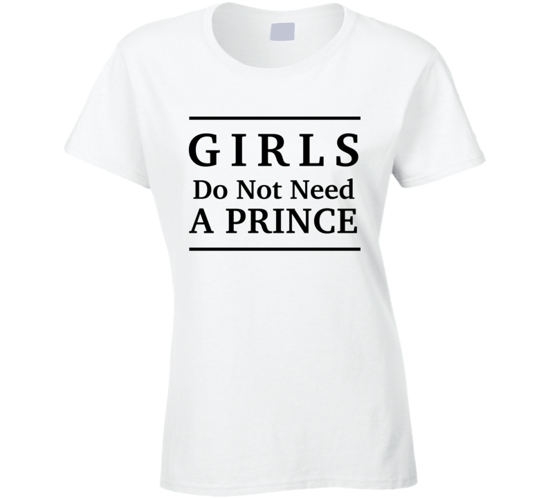 Girls Do Not Need A Prince Kim Jayeon Twitter Gamergate South Korean Closers Gamer T Shirt