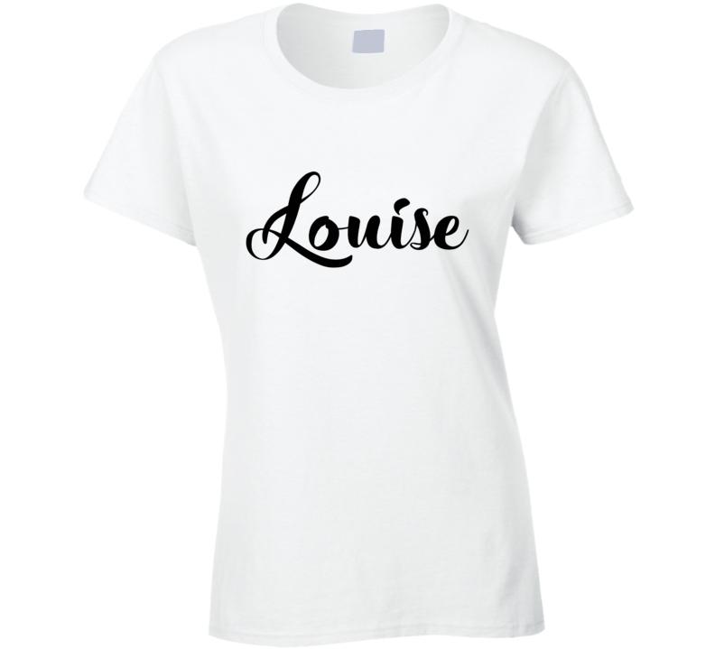 Louise Fun Popular Movie Halloween Costume Best Friends Graphic T Shirt