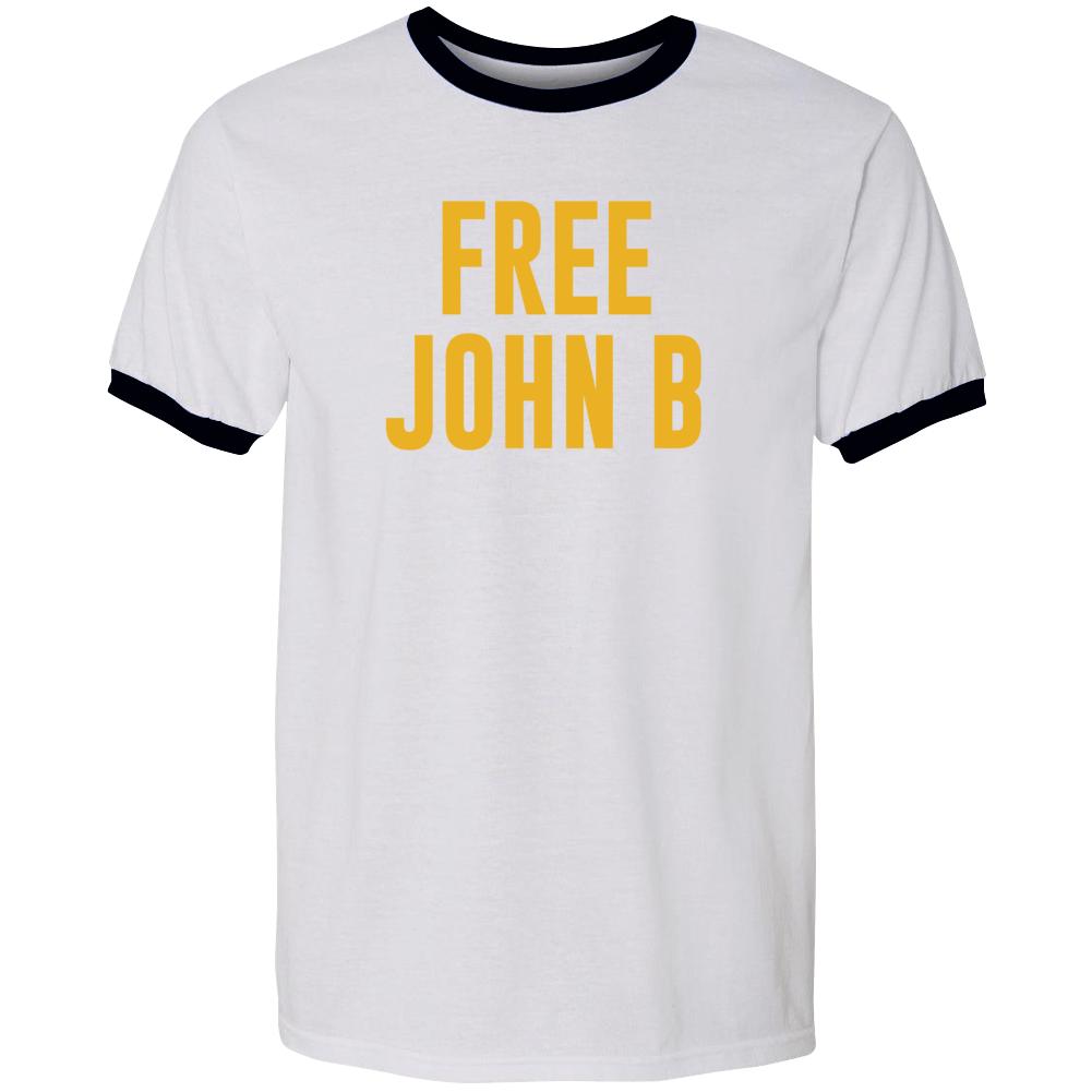 Free John B Outer Banks Netflix Graphic T Shirt