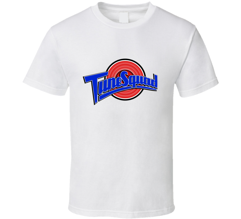 TuneSquad Popular Basketball Movie Tee Shirt