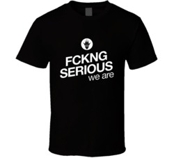 FCKNG Serious We Are Boris Brejcha T Shirt