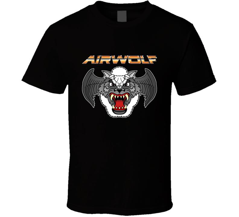 Airwolf T Shirt