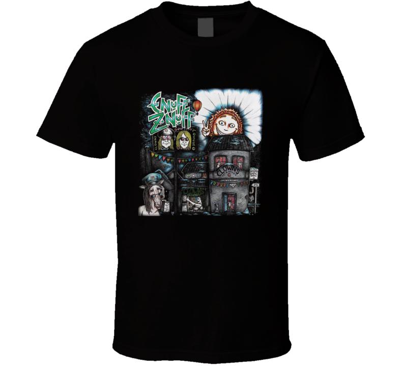 Enuff Z'Nuff T Shirt