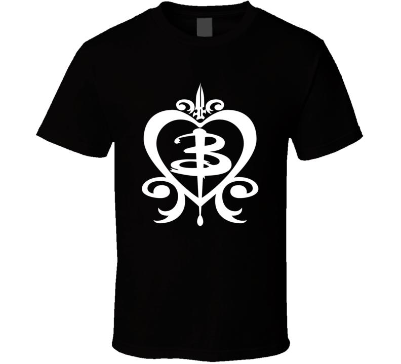 Buffy the Vampire Slayer Symbol T Shirt
