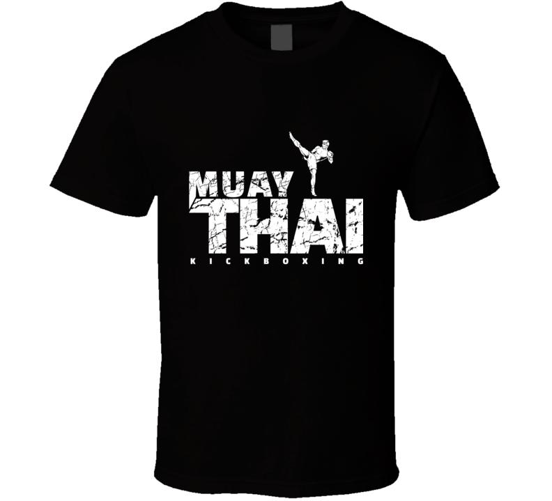Muaythai Kick BoxingT Shirt