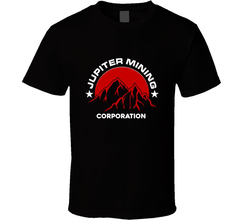 Jupiter Mining Corporation T Shirt