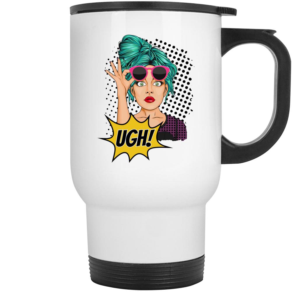 Ugh Mug