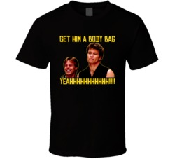 Karate Kid Body Bag T Shirt