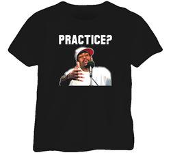 Practice Allen Iverson T Shirt