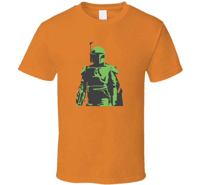 Star Wars Boba Fett Tshirt T Shirt
