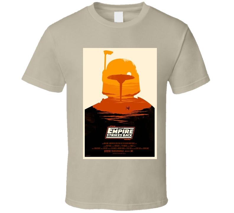 Star Wars Star Wars Empire Strikes Back Retro Tshirt
