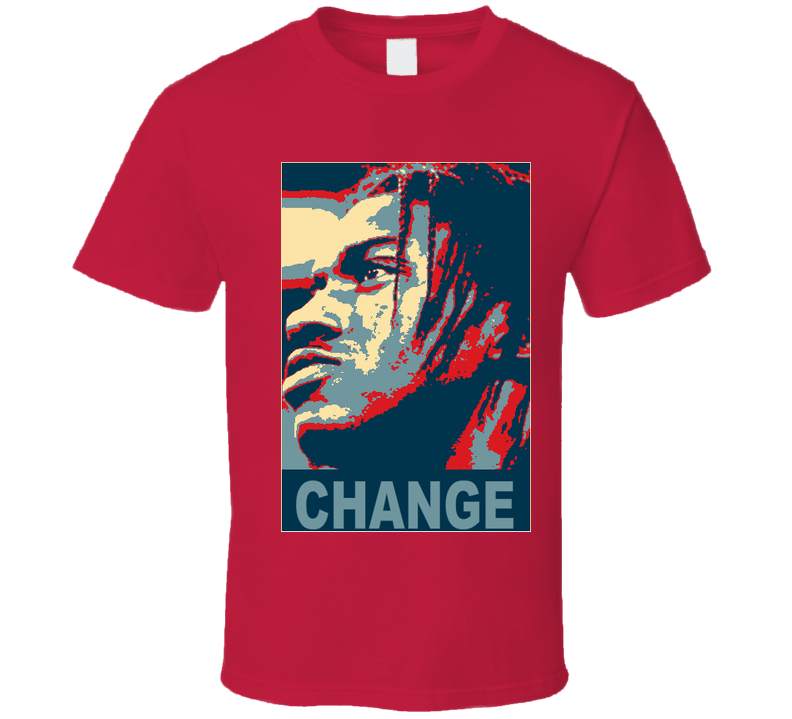 RG3 ROBERT GRIFFIN III WASHINGTON HOPE T Shirt