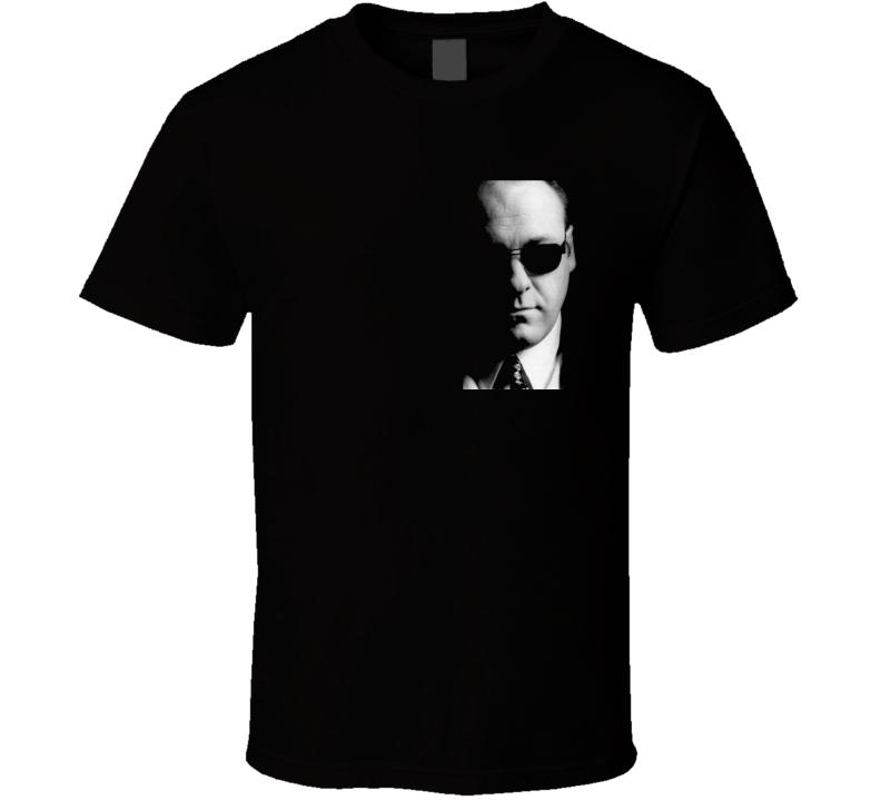 James Gandalfini RIP Tony Soprano T Shirt
